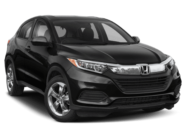 New 2022 Honda HR-V AWD LX