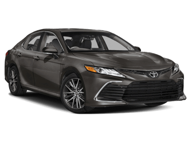 New 2022 Toyota Camry XLE