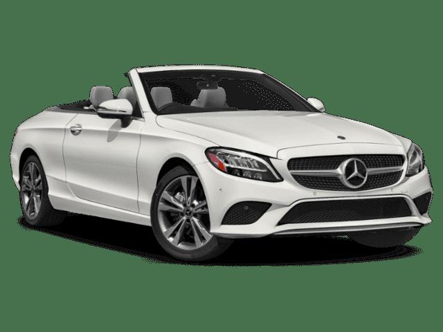 New 2021 Mercedes-Benz C-Class C 300 4MATIC® Cabriolet