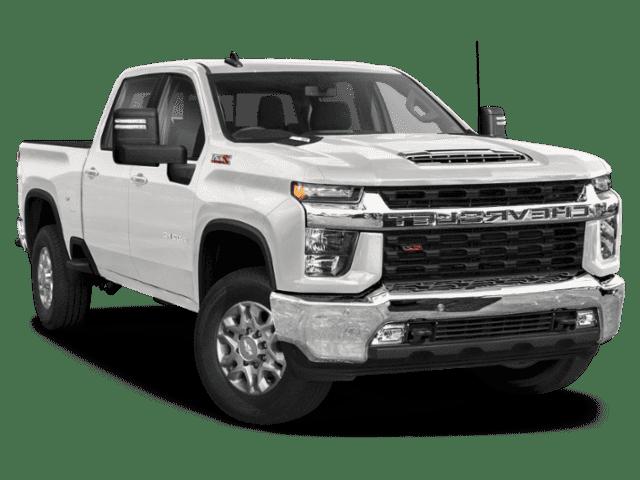 New 2021 Chevrolet Silverado 3500HD