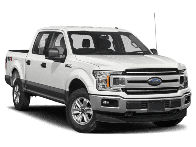 New 2020 Ford F-150 XLT