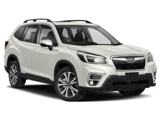 New 2021 Subaru Forester Limited