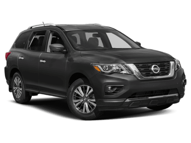 New 2020 Nissan Pathfinder FWD SV