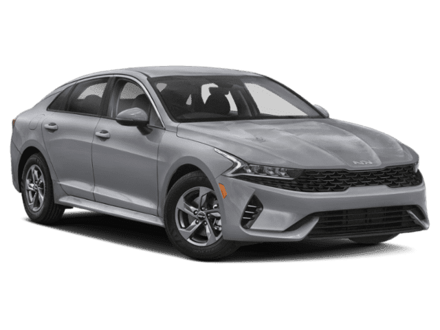 New 2022 Kia K5 4DR FWD AT GT LINE