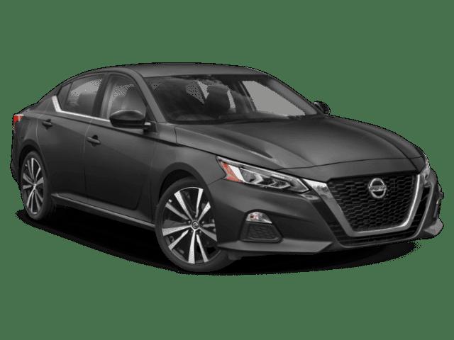 New 2021 Nissan Altima SR VC-Turbo™