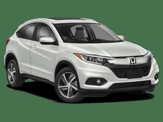 New 2022 Honda HR-V AWD EX