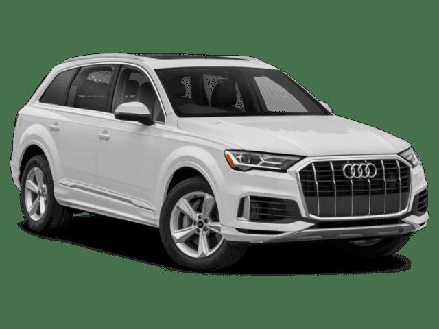 New 2022 Audi Q7 Premium Plus