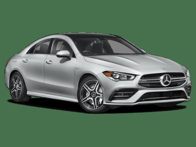2021 Mercedes-Benz CLA CLA 35 AMG®