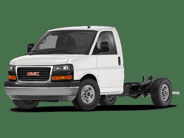 2021 GMC Savana Cutaway 3500 WT