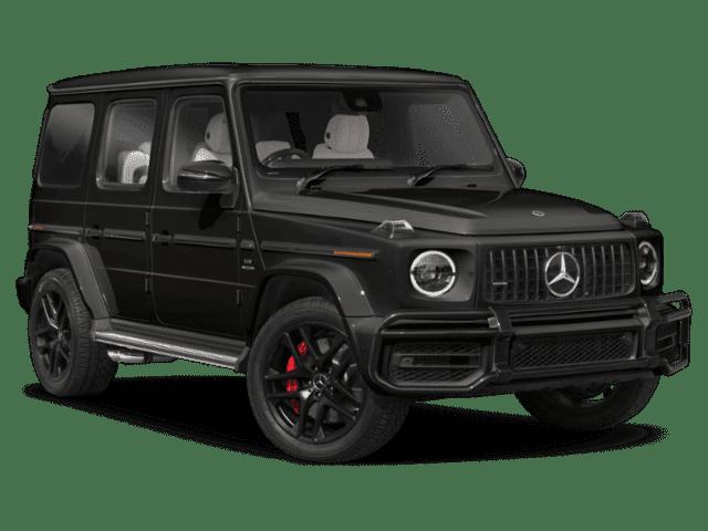 New 2021 Mercedes-Benz G-Class G 63 AMG®