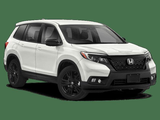 2021 Honda Passport Sport