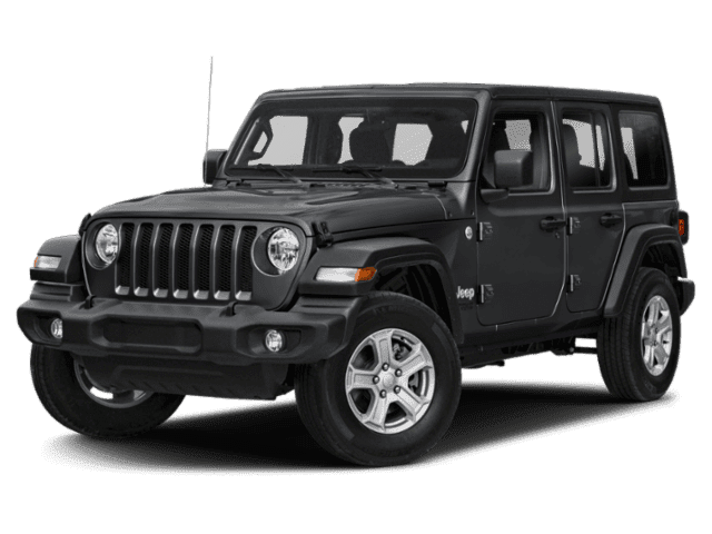 New 2021 JEEP Wrangler Unlimited Sport S