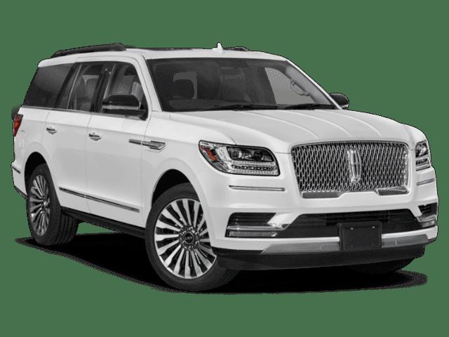 2021 Lincoln Navigator Black Label