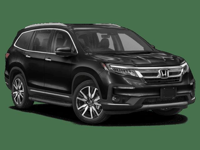 New 2022 Honda Pilot Elite