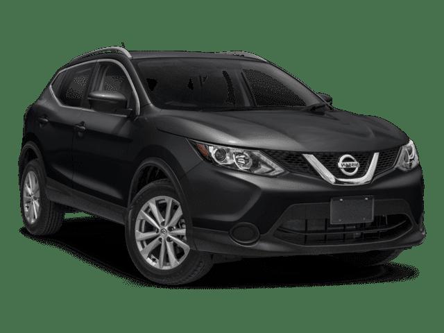 New 2018 Nissan Rogue Sport FWD S