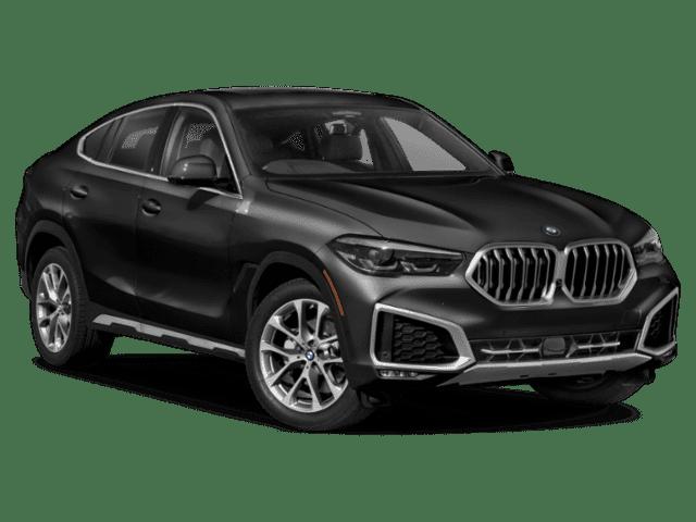 New 2022 BMW X6 xDrive40i xDrive40i