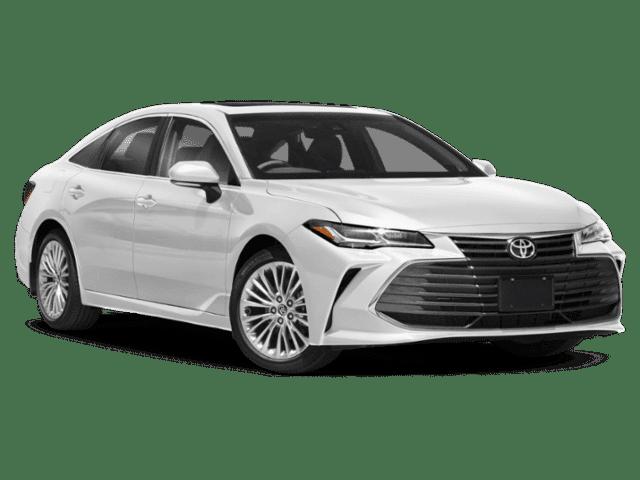 New 2022 Toyota Avalon Limited