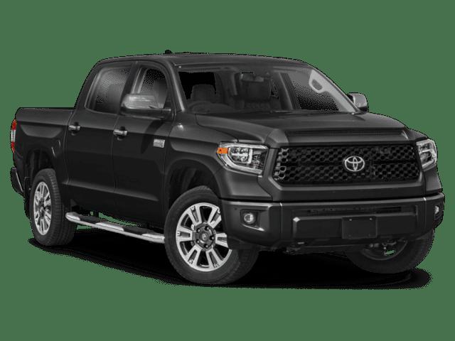 2021 Toyota Tundra Platinum CrewMax 5.5' Bed 5.7L
