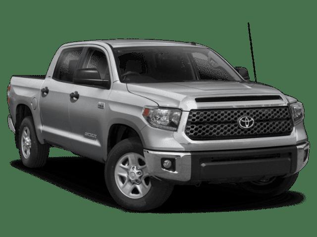 2021 Toyota Tundra 4WD SR5