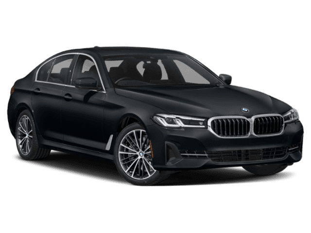 New 2022 BMW 5 Series 540i