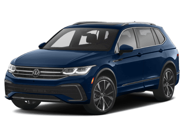 New 2022 Volkswagen Tiguan SEL R-Line with 4MOTION®