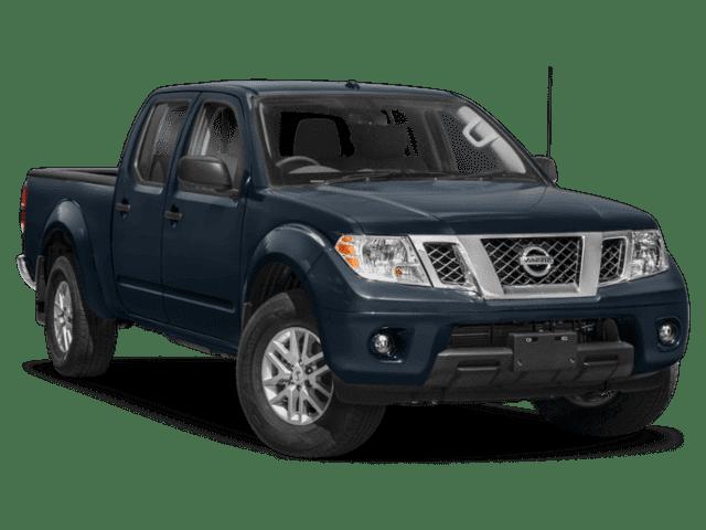 2020 Nissan Frontier Crew Cab 4x2 SV Auto