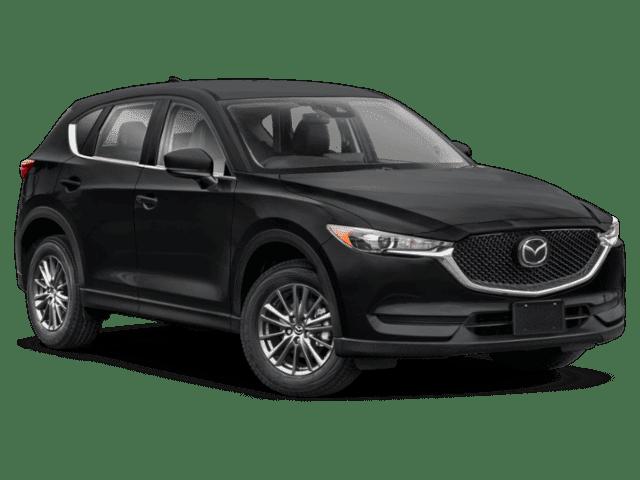 New 2021 Mazda CX-5 Touring