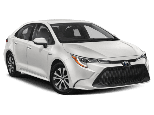 New 2022 Toyota Corolla Hybrid LE HYBRID