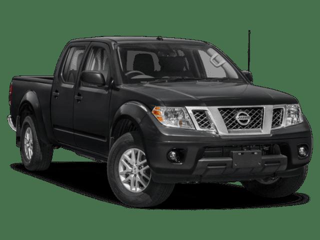 2018 Nissan Frontier Crew Cab 4x2 SV V6 Auto