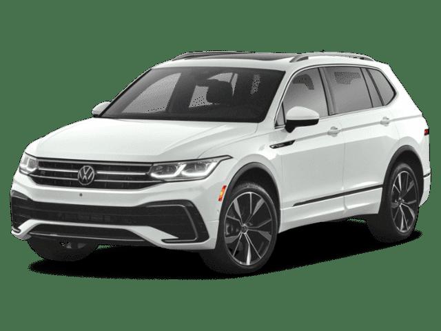 2022 Volkswagen Tiguan 2.0T SEL R-Line