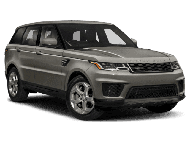New 2022 Land Rover Range Rover Sport V8 Supercharged Autobiography