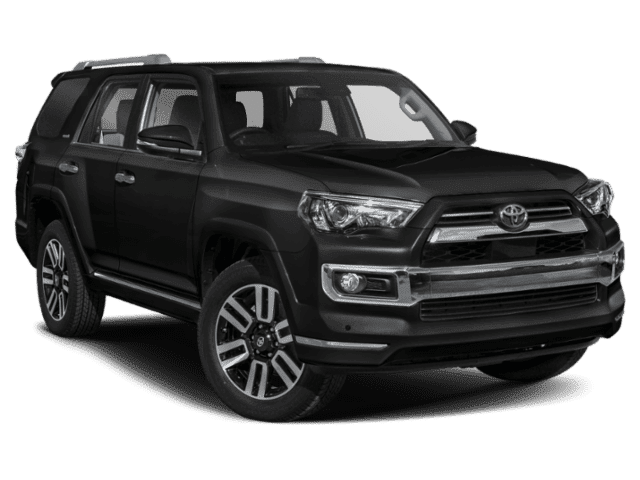 New 2021 Toyota 4Runner Limited 4WD