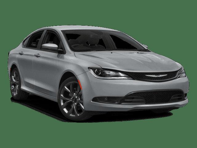 Pre-Owned 2015 Chrysler 200 C