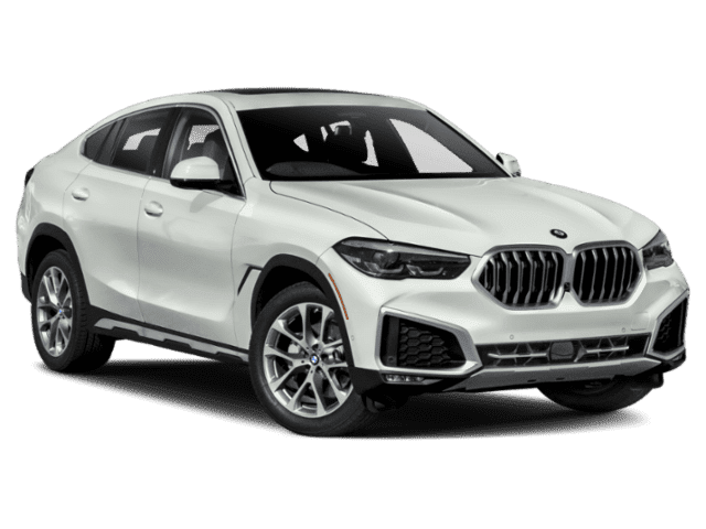 New 2022 BMW X6 xDrive40i Sports Activity Coupe