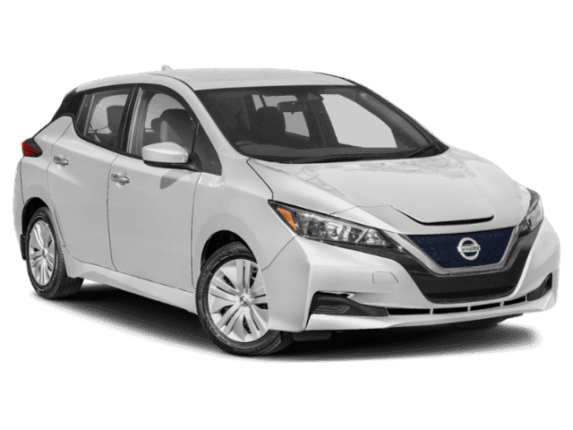 New 2022 Nissan LEAF S