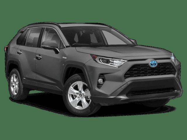 New 2021 Toyota RAV4 Hybrid XLE PREM AWD HYBRID