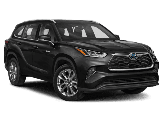 New 2022 Toyota Highlander Hybrid LTD AWD HYBRID