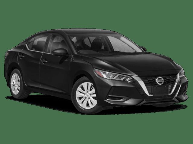 New 2021 Nissan Sentra SV CVT