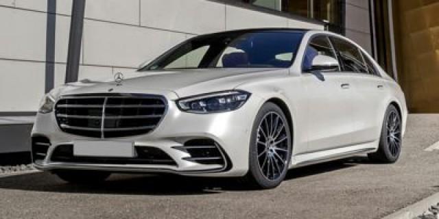 New 2022 Mercedes-Benz S-Class S 500