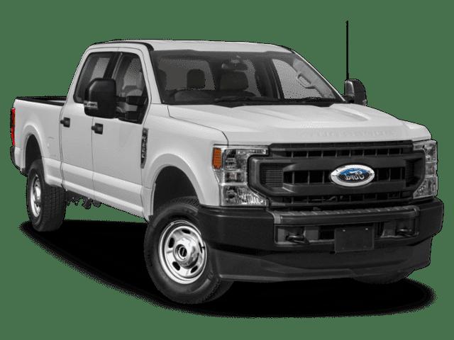 New 2021 Ford F-350 Super Duty XL