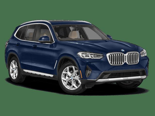 New 2022 BMW X3