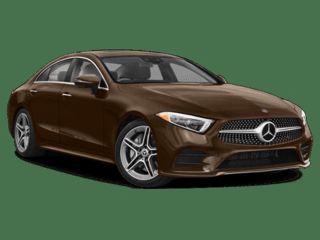 New 2021 Mercedes-Benz CLS CLS 450