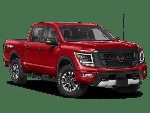 2021 Nissan Titan Crew Cab PRO-4X®