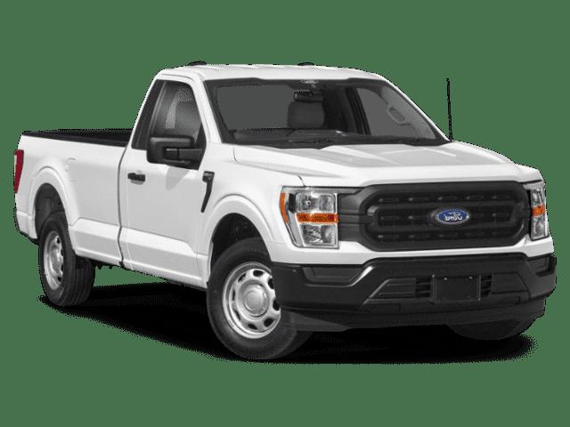 New 2021 Ford F-150 XL