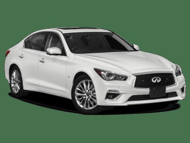 2018 INFINITI Q50 3.0t LUXE