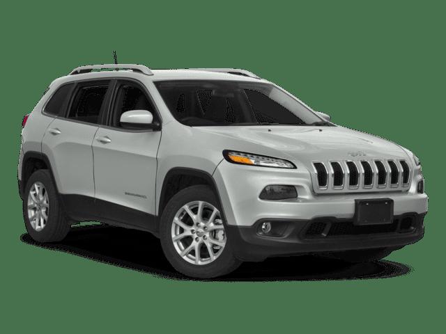 Pre-Owned 2018 Jeep Cherokee Latitude