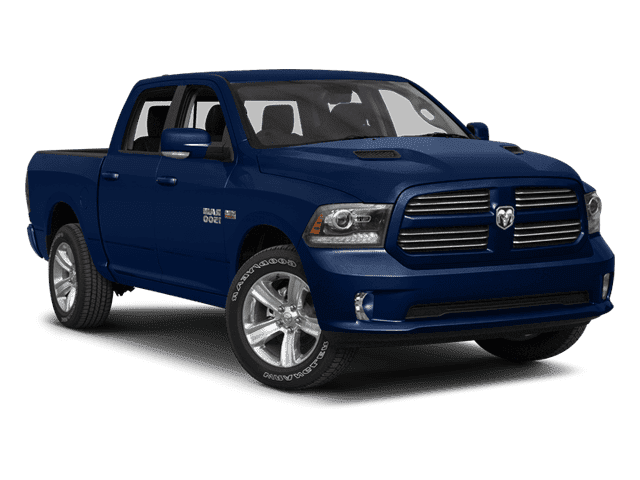 Pre-Owned 2013 Ram 1500 Express RWD 4D Crew Cab