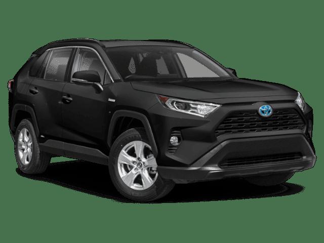 New 2021 Toyota RAV4 Hybrid HYBRID XLE AWD SUV