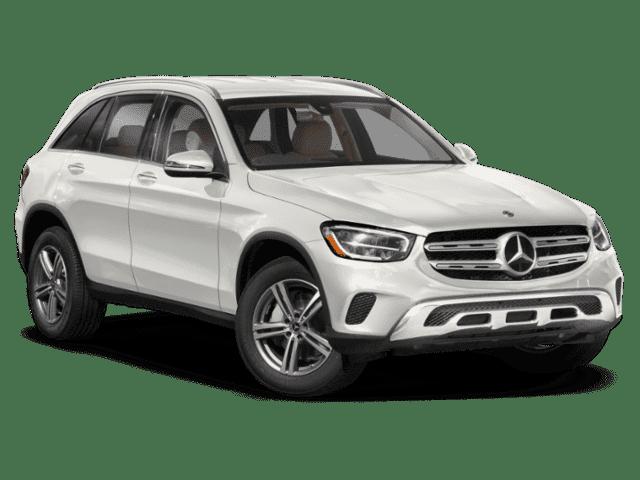 New 2022 Mercedes-Benz GLC GLC 300
