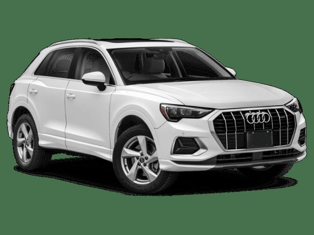 New 2022 Audi Q3 S line Premium Plus